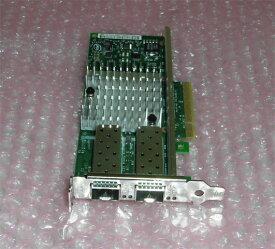 Dell Intel 10gb Dual Port Server Adapter LP PCI-E 0942V6【中古】