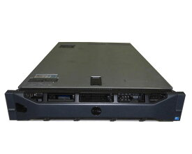 DELL PowerEdge R710 中古サーバー Xeon E5530 2.4GHz/4GB/73GB×1