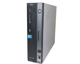中古パソコン デスクトップ Windows7 富士通 ESPRIMO D550/AX (FMVXD8DG2Z) Core2Duo E7500 2.93GHz/1GB/160GB/DVDマルチ