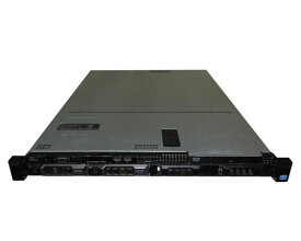 DELL PowerEdge R420【中古】Xeon E5-2407 2.2GHz×2/24GB/1TB×2