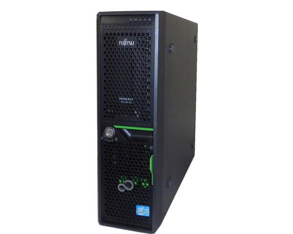 富士通 PRIMERGY TX120 S3 PYT12PT2S 【中古】Xeon E3-1220 V2 3.1GHz/4GB/HDDなし