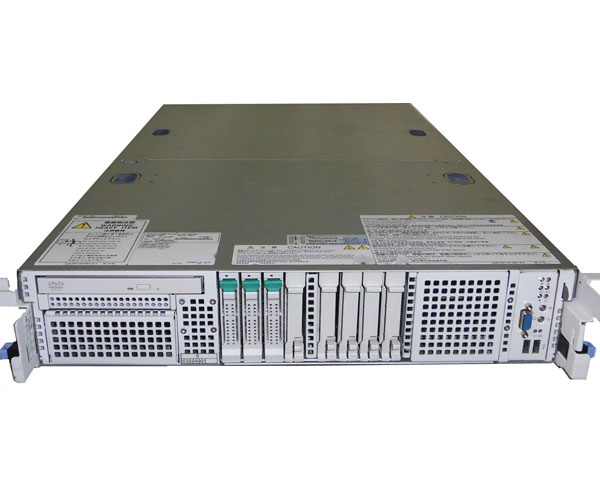 NEC Express5800/R120b-2(N8100-1706)【中古】Xeon E5503 2.0GHz/4GB/146GB×1