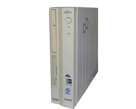 OSなし 富士通 FMV-C601 FMVC01B121【中古】Celeron-2.0GHz/256MB/40GB/CD-ROM