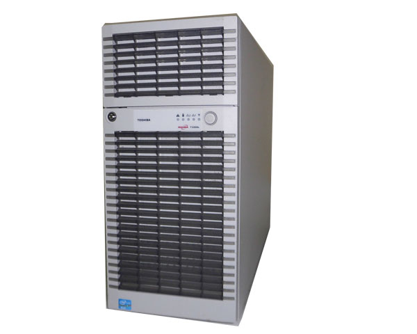 TOSHIBA MAGNIA T3350b (SYU4600B)【中古】Xeon E5-2407 2.2GHz/8GB/450GB×2