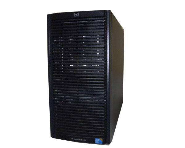 HP ProLiant ML350 G6 638180-291【中古】Xeon E5606 2.13GHz/8GB/300GB×1/AC*2