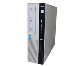 Windows8.1 Pro 64bit NEC Mate MK32ML-H (PC-MK32MLZ215SH) Core i5-4570 3.2GHz 4GB 250GB DVDマルチ 中古パソコン デスクトップ 本体のみ