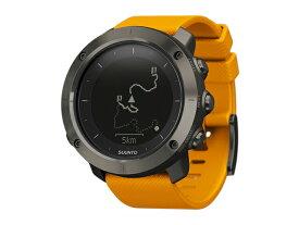 GPSアウトドアウォッチ SUUNTO Traverse Amber SS021844000 スント トラバース・アンバー (日本正規品)送料無料