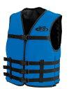 マリンスポーツ用ライフジャケット O-1型ブルー TYPE-F船舶検査対応 国交省認定品