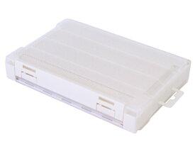 ランガンケース3010W ホワイト 両面仕切りタイプ 205×145×40mm 大容量ライトゲームケース 明邦化学工業 MEIHO 釣り具