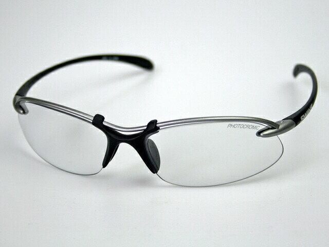スワンズ SWANS SA-518 エアレスウェイブ 調光クリアtoスモーク UVカット 調光レンズ ケース&メガネ拭き付