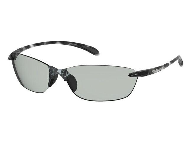 スワンズ SWANS SA-617 エアレスリーフ 偏光ライトスモーク UVカット 偏光レンズ ケース&メガネ拭き付