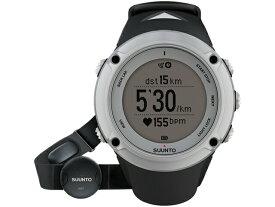セール スント腕時計 SUUNTO Ambit2 HR Silver SS019651000 スント アンビット2 HR・シルバー アウトドアウォッチ (日本正規品)送料無料 わけあり品