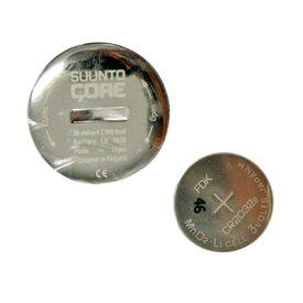 SUUNTO CORE用 バッテリー交換キット CR2032  SS014386000 メール便送料込