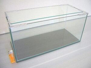 インテリア ガラス水槽 スリム水槽 45×20×21cm