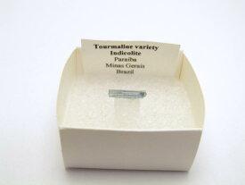 現品 ブラジル ミナスジェライス州産 インディゴライト トルマリン結晶 NO.28 天然石 パワーストーン