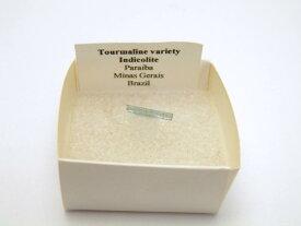 現品 ブラジル ミナスジェライス州産 インディゴライト トルマリン結晶 NO.46 天然石 パワーストーン