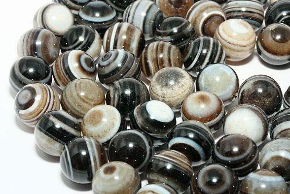 アクセサリー 製作パーツ 天眼石 10mm 一連 天然石 パワーストーン