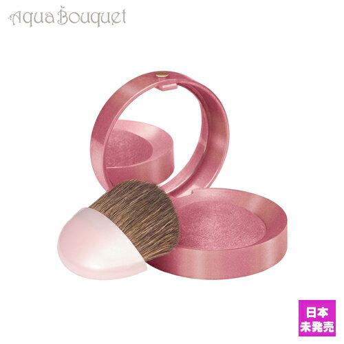 ブルジョワ ポット ブラッシュ パステル ジュ 33 リラ ドール 2.5g BOURJOIS Little Round Pot blush Lilas d'or [3197]