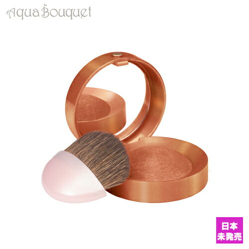 ブルジョワ ポット ブラッシュ パステル ジュ 72 トメトゥ 2.5g BOURJOIS Little Round Pot blush Tomette [13241]