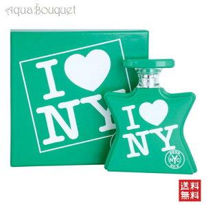 ボンド ナンバーナイン アースディ オードパルファム 100ml BOND No.9 I LOVE NEW YORK FOR EARTH DAY EDP