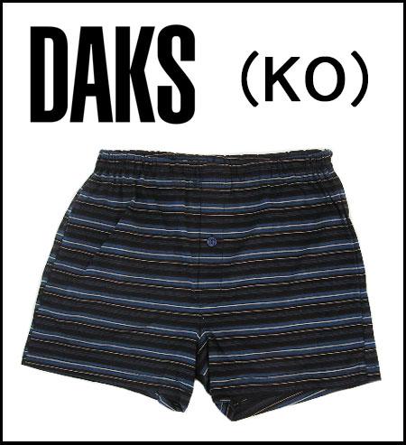 【DAKS LONDON】ダックス紳士メンズ ニットトランクスパンツ前開きゆったりLLサイズ【送料無料】
