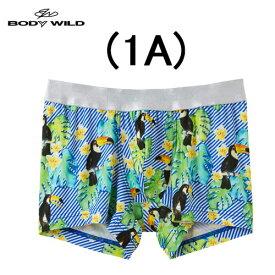 【BODYWILD for MEN】ボディワイルドメンズ グンゼボクサーパンツ(前閉じ)メール便【送料無料】