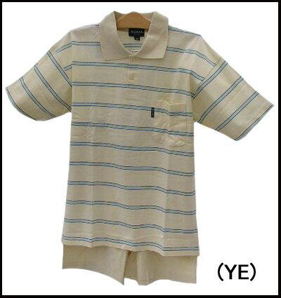 【REGAL】リーガル半袖+ハーフパンツ メンズパジャマ【送料無料】【ギフトラッピング対応商品】