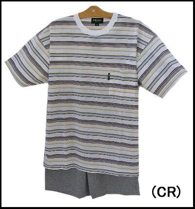 【REGAL】リーガル半袖+ハーフパンツ メンズパジャマ【ギフトラッピング対応商品】【送料無料】