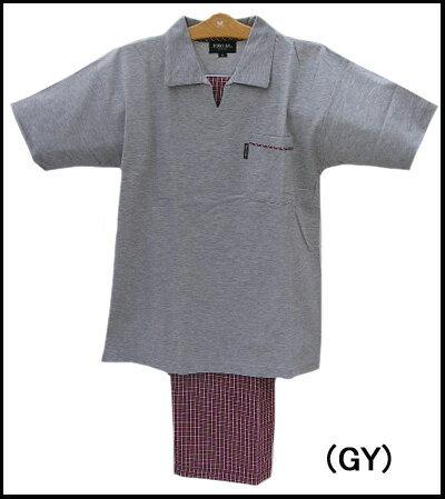 【REGAL】リーガル半袖メンズパジャマ【ギフトラッピング対応商品】【送料無料】