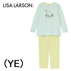 【ワコール】LISA LARSONリサ・ラーソン長袖レディースパジャマ母の日綿100%送料無料ギフトラッピング無料内祝い出産祝いお誕生日プレゼントに最適2019 新作秋冬物