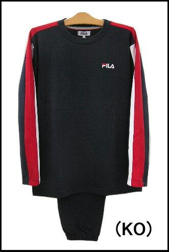 【GUNZE FILA】『グンゼ フィラ メンズパジャマ』長袖メンズパジャマナイトウェア・ルームウェアゆったりLLサイズ【送料無料】【ギフトラッピング対応商品】