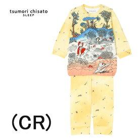 【ワコール】Tsumori Chisato『ワコール ツモリチサト レディース』7分袖レディースパジャマ母の日綿混送料無料ギフトラッピング無料内祝い出産祝いお誕生日プレゼントに最適ナイトウエアルームウエア