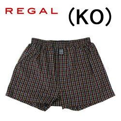 【REGAL】リーガル紳士メンズ布帛トランクスパンツ前開きゆったりLLサイズ送料無料ギフトラッピング無料日本製
