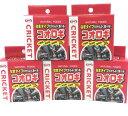 餌 フード トカゲ 爬虫類/ NPF コオロギ40g(コオロギ缶)×5個セット