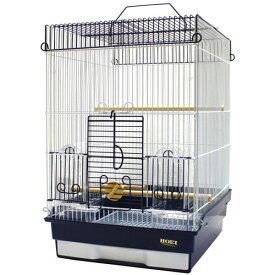 鳥かご HOEI 35手のりPS2 ネイビーホワイト【組立サイズ:370×415×545mm】【送料無料】