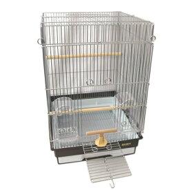 鳥かご HOEI 35手のりG 底カラー:ブラウン(組立サイズ:370x415x545mm)