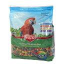 インコ 餌 小鳥の餌 ペレット / ケイティー イクザクトレインボー ラージパロット 1.81kg