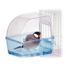 インコ 水浴び / サンコー 小鳥の快適バスタイム