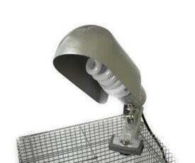 ビバリアスパイラルUVBバードランプ+太陽クリップ+アルミカバーセット