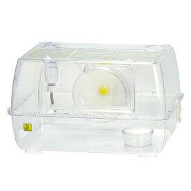 ハムスター ケージ / C15 サンコー ルーミィ グランスペースクリアー(サイズ:W470xD320xH275mm)