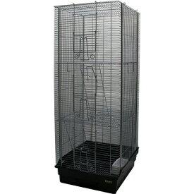 【ポイント5倍】HOEI 35快適ロングハウス / 【組立サイズ】W370×D415×H940mm 小動物用ケージ リス モモンガ