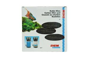 エーハイム2217専用ろ材 活性炭フィルターパッド 3枚入 2628170