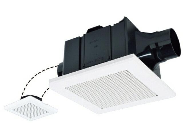 三菱電機 天井埋込形 ダクト用換気扇 サニタリー用ファン VD-15ZFPC10-BL (VD15ZFPC10BL)