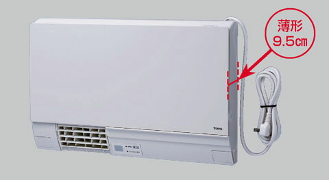 TOTO 洗面所暖房機 戸建・集合住宅向け TYR340R