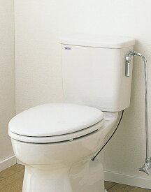 セキスイ(SEKISUI) 簡易水洗便器リブレット 洋風陶器製ロータンク式 KY(N) RVK30W RVK30P