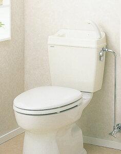 セキスイ(SEKISUI) 簡易水洗便器リブレット 洋風樹脂製手洗付ロータンク式 TY-TD(N) 暖房便座仕様 RVT21W