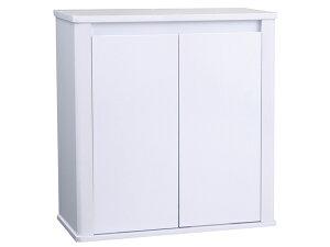 (大型商品)コトブキ 組立式キャビネット プロスタイル600S ホワイト 熱帯魚・アクアリウム キャビネット・水槽台 幅(60cm〜89cm)