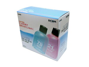 バイコム スーパーバイコムスターターキット 淡水用 250ml(硝化菌専用基質1本付) 水質管理関連 バクテリア