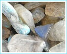 【uncensored】ラブラドライト(45g)さざれ石さざれ石45g(穴無し、穴なし)インスピレーション、霊感アップのさざれ石【メール便可】【メール便送料無料Y2】/送料無料