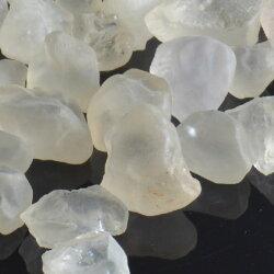 【uncensored】あの、インカクリスタル登場。インカ帝国の末裔水晶さざれ石、シーグラスのようにマットな風合いのさざれ石、/クリスタルさざれ
